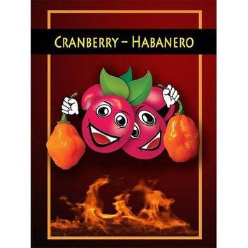 Fire Fruits FFCRH05 Cranberry Hot Sauce
