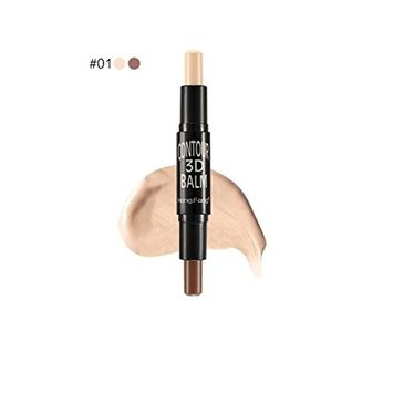 Creazy Highlight & Contour Stick Beauty Makeup Face Powder Cream Shimmer Concealer