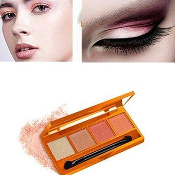 Alonea Four-Color Eye Shadow Beautiful Easy To Make Makeup