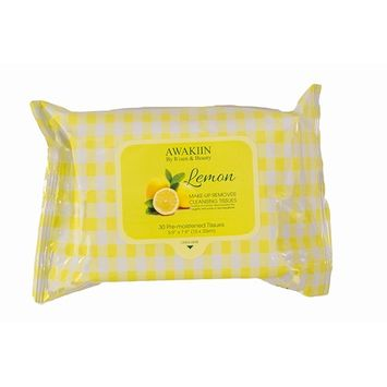 Korean Anti Aging Skin Care, Make Up Removers, Collagen Facial Cleansing Wipes [Collagen]