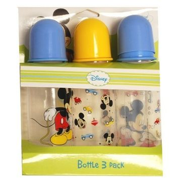 Disney Winnie The Pooh 9 Ounce Baby Bottles 3 Pack