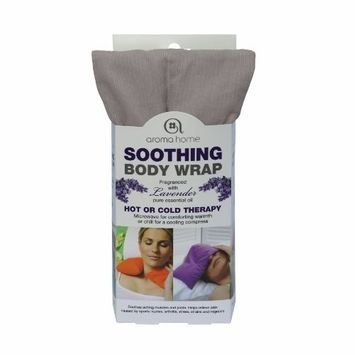 Aroma Home Soothing Body Wrap (Purple)