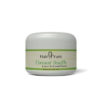 Hair Yum Coconut Souffle Leave In Conditioner 8oz