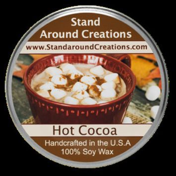 HOT COCOA TUREEN 8-OZ.