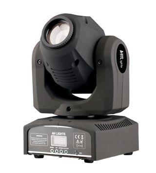 AHLIGHT True 60W LED Mini Beam Moving Head Stage Light