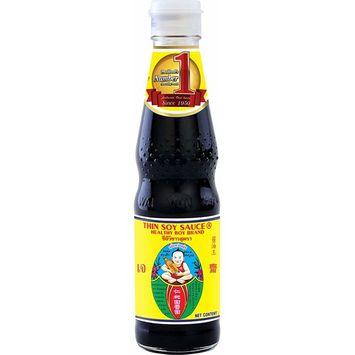 Healthy Boy Thin Soy Sauce, 10 Fl Oz, Product of Thailand