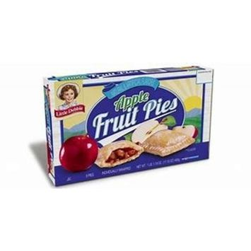 Little Debbie Snack Cakes BONUS 1 Little Debbie HONEY BUN (Apple Fruit Pies)