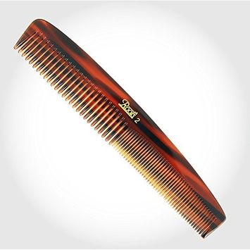 Roots Brown Dressing Comb for Fine Medium Length Straight Hair hair care unisex