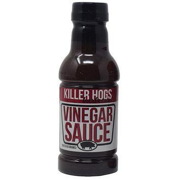Killer Hogs BBQ Vinegar Sauce (18 fl oz)