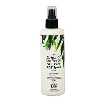 Miracle Coat The Original Tea Tree Oil Products for Dogs [Tea Tree Oil Skin Care ADE Spray]