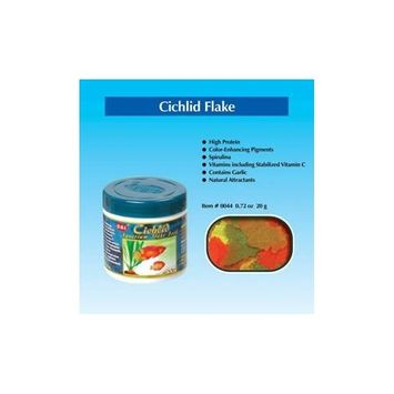 OSI Marine Lab Cichlid Flake Fish Food .72oz