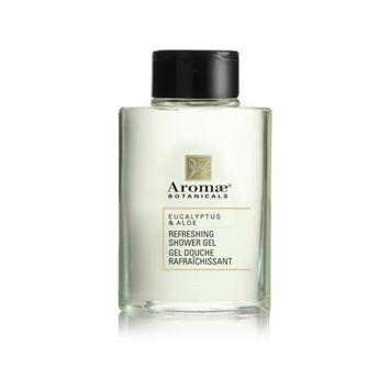 Aromae Botanicals Eucalyptus & Aloe Shower Gel lot of 4 each. oz (Pack of 4)