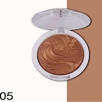 Creazy 3D Shimmer Highlighter Face Powder Palette Face Base shine Illuminator Makeup
