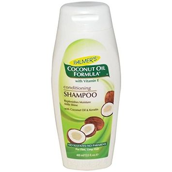 2 Pack Palmer's Coconut Oil Formula Natural Conditioning Shampoo 13.5oz Each