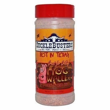 Hog Waller BBQ Rubs 13.75 oz