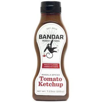 Bandar Foods Masala Spiced Tomato Ketchup (7.23 Fl Oz)