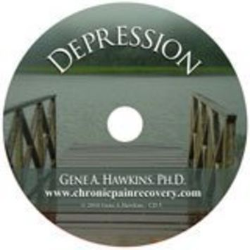 Chronic Pain Depression, Guided Imagery Therapy CD