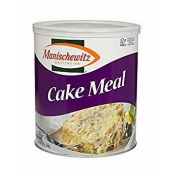 Manishewits Cake Meal Non-Gmo Kosher For Passover 16 Oz. Pack Of 3.