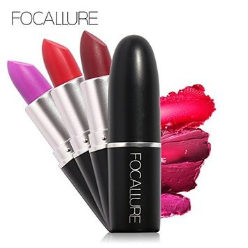 Hot Sales! DEESEE(TM) Matte Lipstick Long-lasting Lipsticks Pigment Makeup Beauty Lip Stains