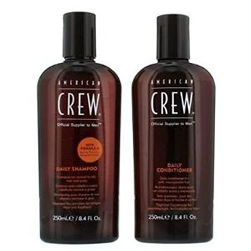 American Crew Daily Shampoo & Conditioner Set 8.4 ounce