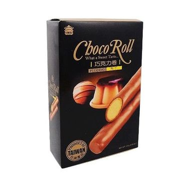 I Mei - Choco Roll Pudding Flavor 9.63oz (Pack of 1)