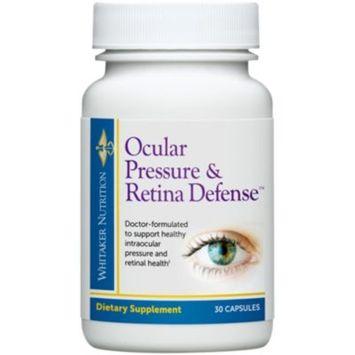 Ocular Pressure & Retina Defense (30 Capsules) by Dr. Whitaker