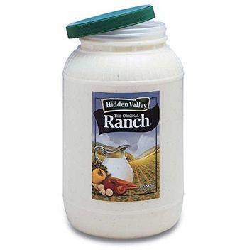 Hidden Valley Original Ranch Dressing, 1 Gallon -- 4 per case