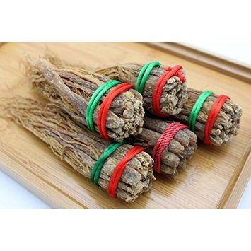 Popular Chinese Herbs Tonic Cuisine Red Ginseng Root 4 Bundles 紅參鬚 红参须 Free Worldwide Airmail