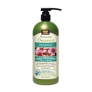 Avalon - Avalon Shampoo - Organic Tea Tree - 32 Oz - Pack Of 1