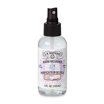 J.R. Watkins 4 oz. Lavender Room Freshener Pump Spray (Case of 6)