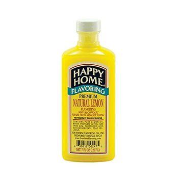 Happy Home Natural Lemon Flavor
