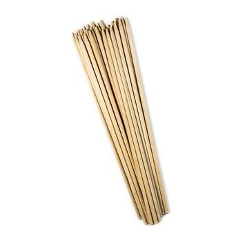 Perfect Stix CDS30SP-50 Wooden Marshmallow Sticks, 30