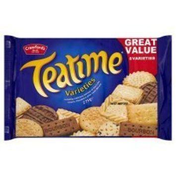 Crawfords Teatime Pack 275g
