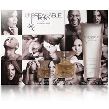 Unbreakable Bond By Khloe & Lamar 3 Piece Gift Set For Men & Women 1 ea