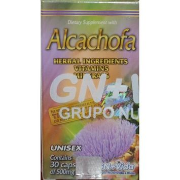 Grupo Nutrivida Alcachofivida Apple Vinegar 30 Capsules