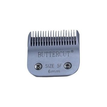 Geib Buttercut Stainless Steel Dog Clipper Blade, Size-5F, 1/4-Inch Cut Length