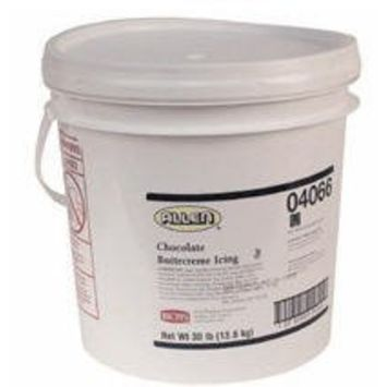 Brill Giant 35lb Pail Light and Fluffy Ready to Use Chocolate Frosting