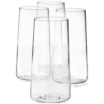 Highball Glasses, Set of 4, Created for Macy's