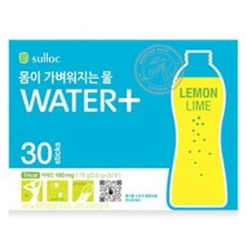 Osulloc Water + Lemon Lime 30 sachets in a box
