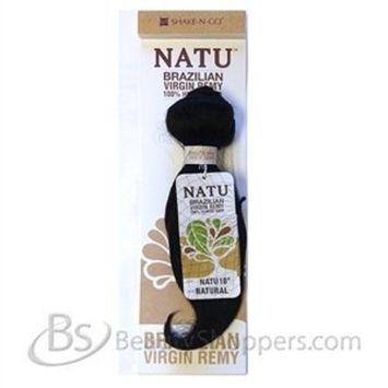 Unprocessed Natu Remy Hair Weave - BRAZILIAN REMY (Bundle Hair) (18