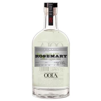 Oola Rosemary Vodka, 375 ml