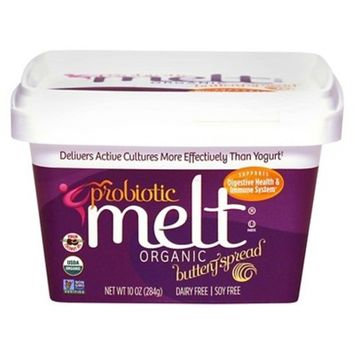 Melt Probiotic Organic Buttery Spread 10 oz