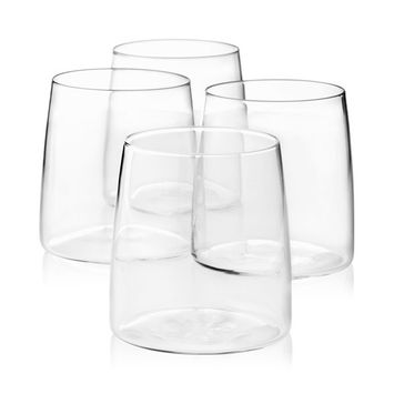 Double Old-Fashioned Glasses, Set of 4, Created for Macy's