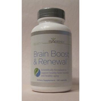 Isagenix Brain Boost & Renewal 90 Cap