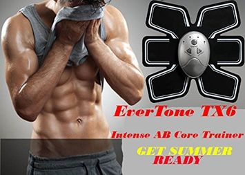 Medex EverTone TX6 Intense AB Core Trainer - Work on Your Abs At Any Time