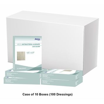Silver Alginate (Antibacterial alginate with Silver) 4.25