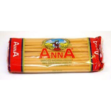 Anna - Italian Long Ziti N. 19, (4)- 16 oz. Pkgs.