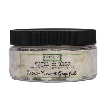 Sugar & Shea Moisturizing Body Scrub