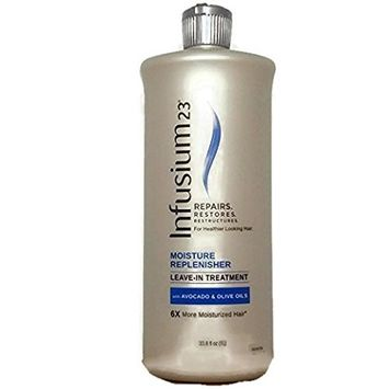 Infusium 23 Moisture Replenisher Leave-In Treatment - 33.8 oz