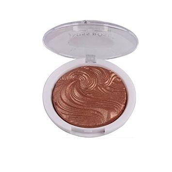 Kanzd Pro 3D Shimmer Face Highlighter Powder Concealer Palette Face Base shine Illuminator